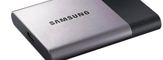 Samsung Portable SSD T3 500GB