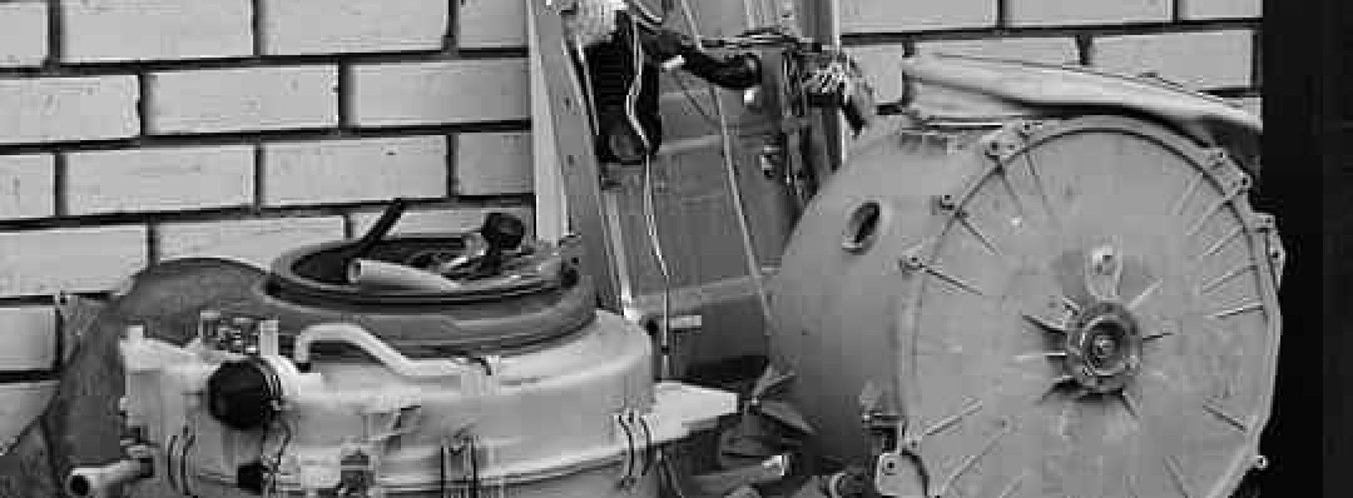 Reparasjon av vaskemaskin – lønner det seg?