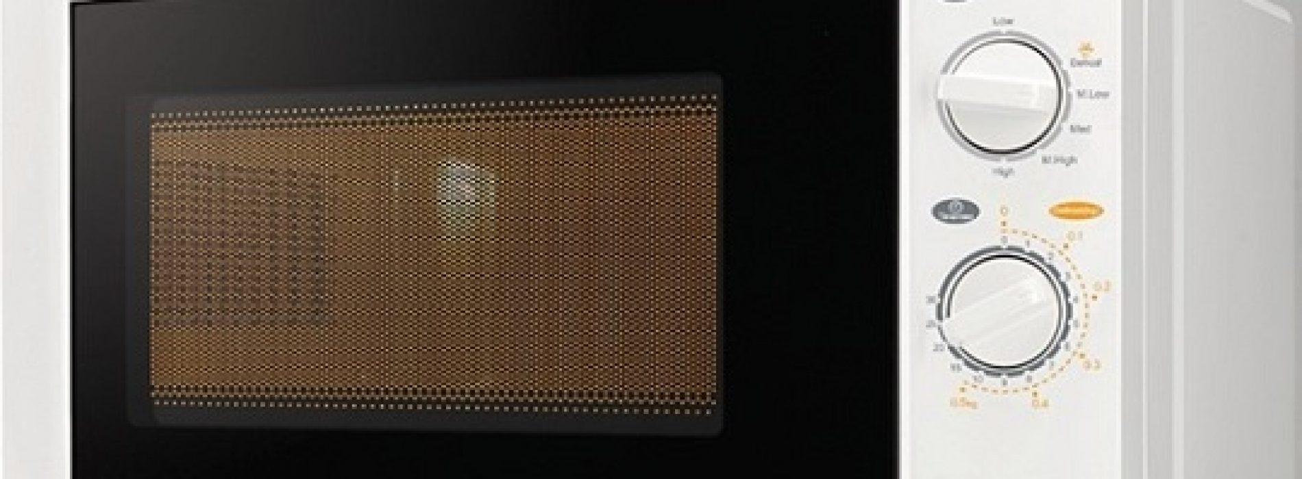 Billig mikrobølgeovn med de viktigste funksjoner – Matsui M17MW16E
