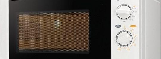 Billig mikrobølgeovn med de viktigste funksjoner - Matsui M17MW16E