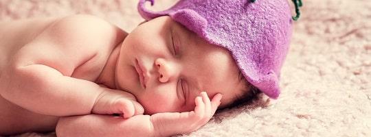 Hvor stort søvnbehov har en baby?