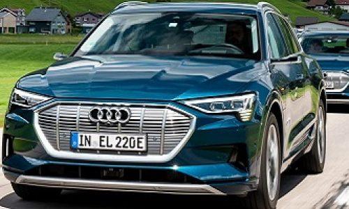 Audi e-tron 55 – Hva sier testene?
