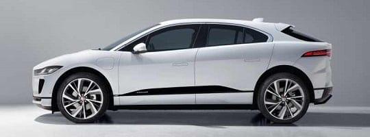 Jaguar I-PACE - Test og testkommentarer (2020)
