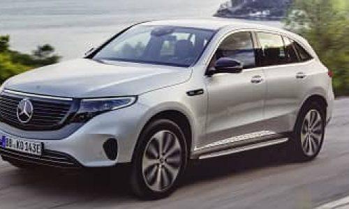 Mercedes-Benz EQC 400 – Test og kommentarer