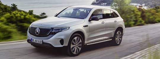 Mercedes-Benz EQC 400 - Test og kommentarer